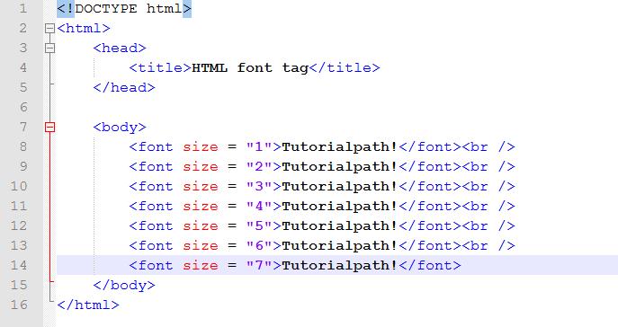 html_font